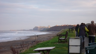 Sandsend view of Whitby