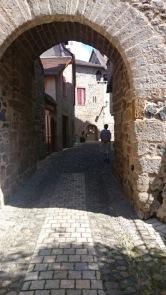 Arch in Beaulieu