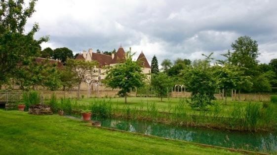 water garden corbelin