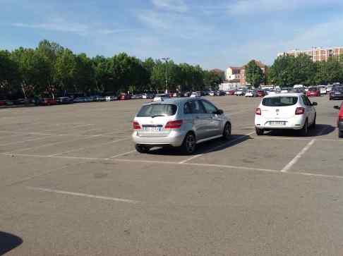 Asti carpark