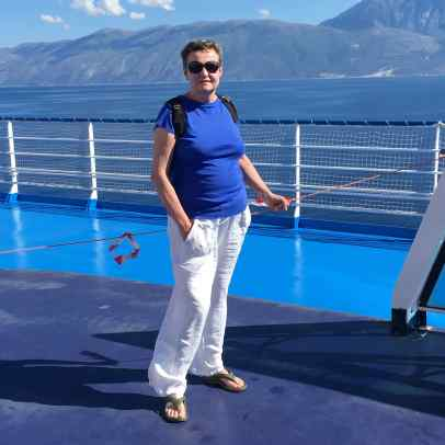 me on ferry
