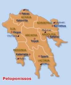 Ancient regions