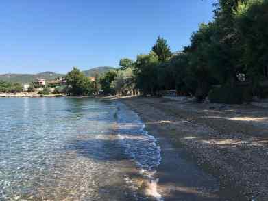 sikia beach