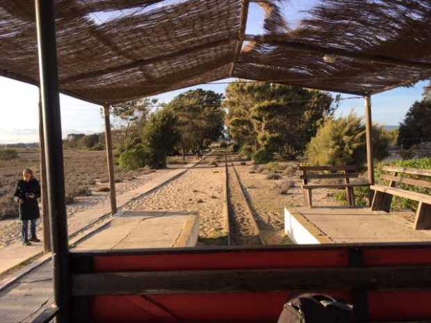 Pedras train return