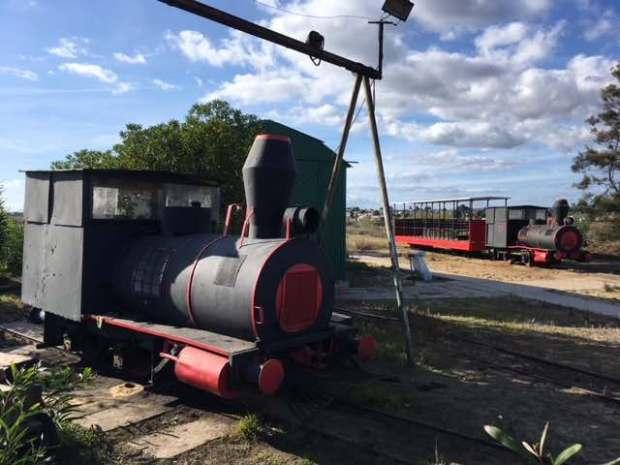 Pedras train
