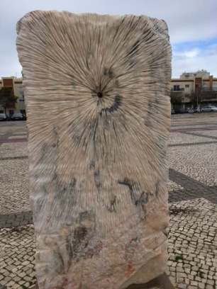 sculpture in porti