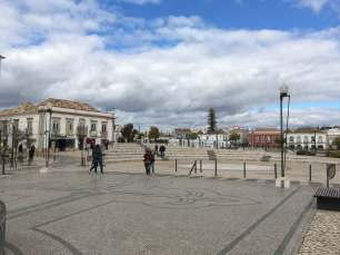 Tav main square
