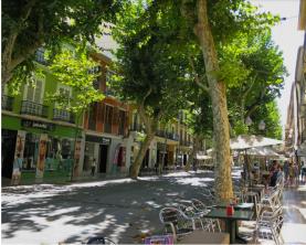 Denia street