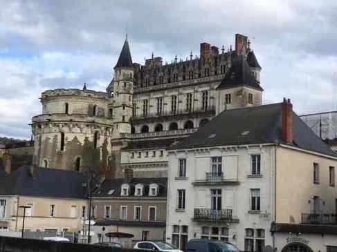 Amboise chateau