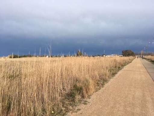Ebro flatness