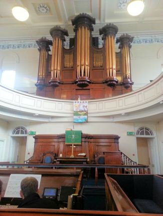 Organ Methodisst