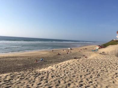 Biscarosse beach