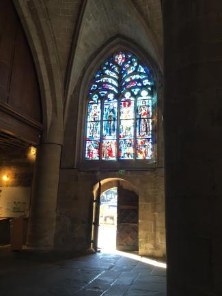 dinan church